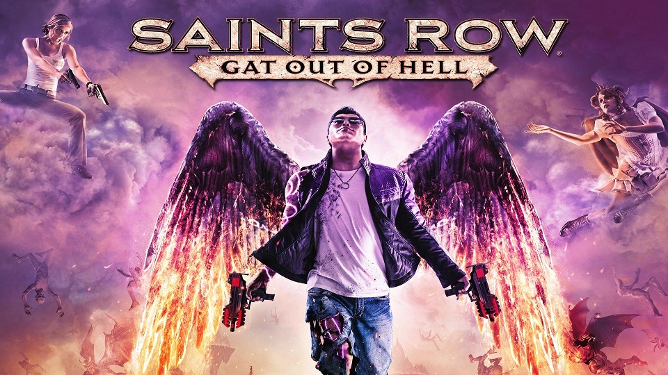 Saints Row: Gat out of Hel