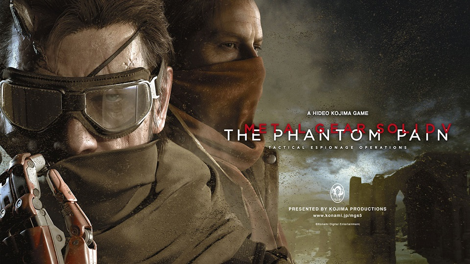 Metal Gear Solid V: The Phantom Pain – Day 1 Edition
