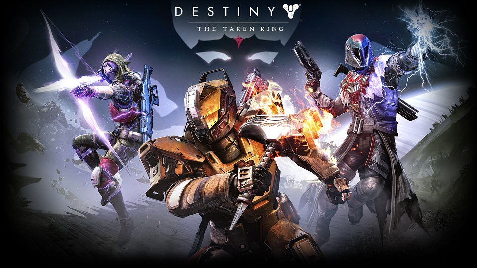 Destiny Taken King Legendary Edition