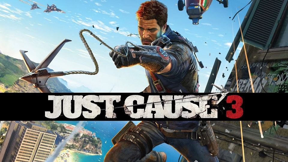 Just Cause 3 Day One Edition