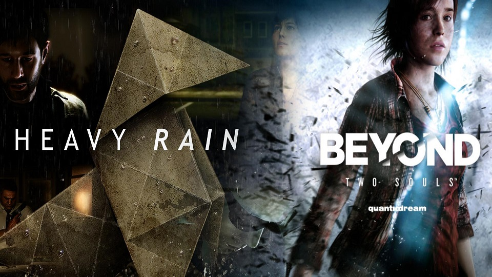 Heavy Rain and Beyond Collection